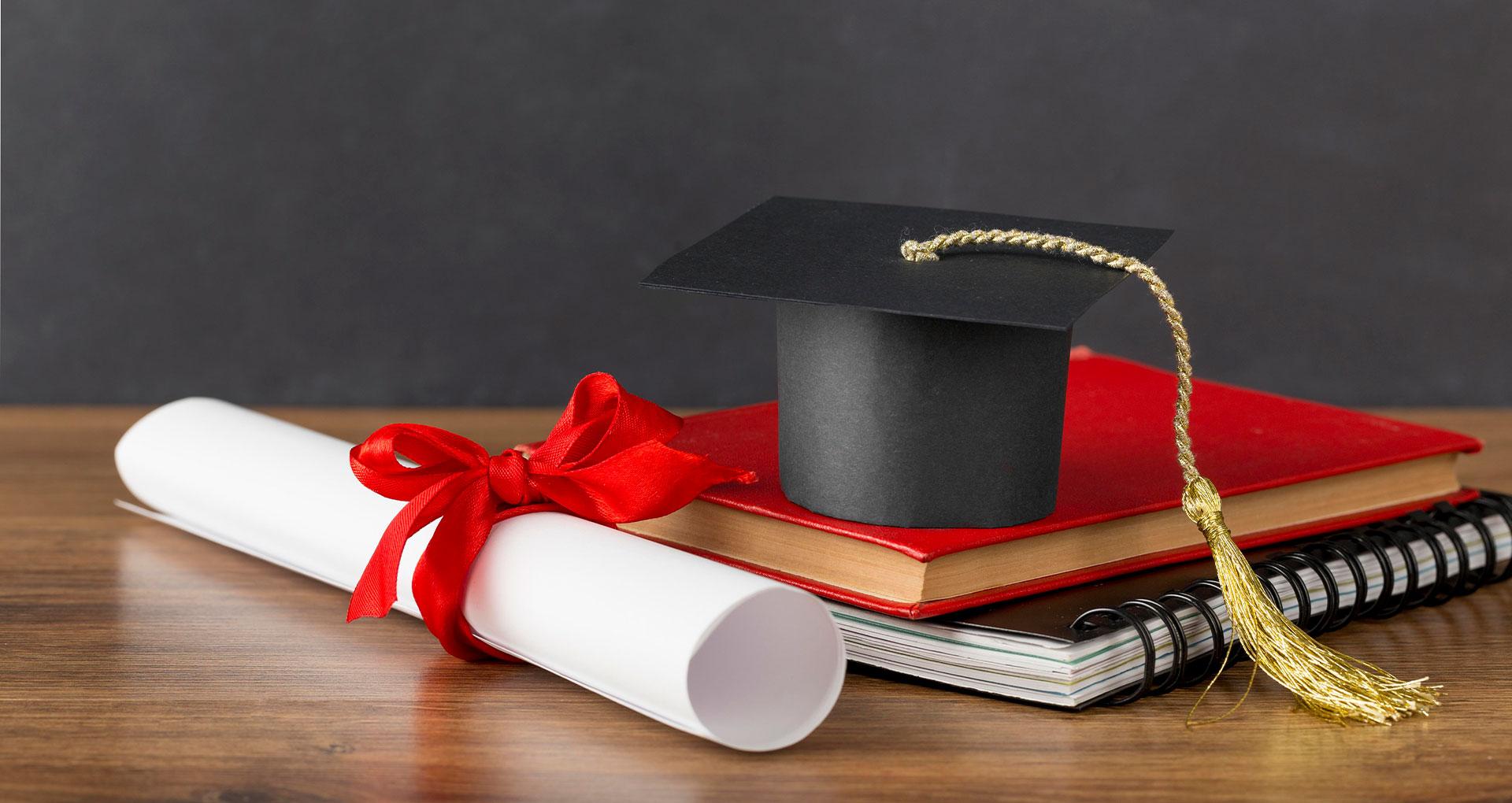 Felicidades graduados